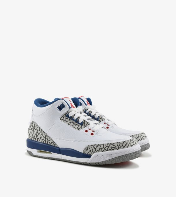 JORDAN III OG TRUE BLUE GS