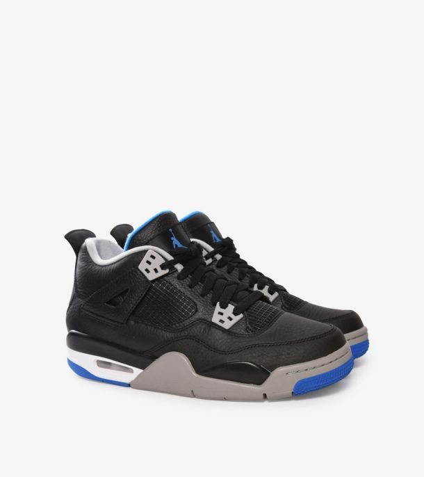 JORDAN IV ALTERNATE MOTORSPORT BG