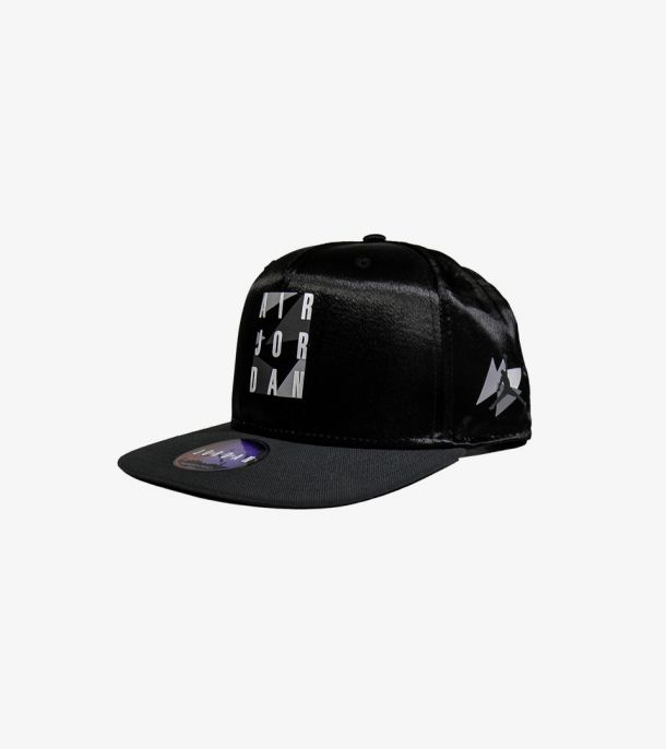 SUMMERTIME SNAPBACK BLACK