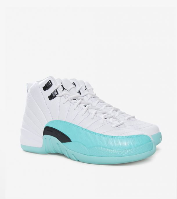 JORDAN XII LIGHT AQUA GG