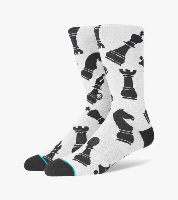THOMPSON CHESS PIECE SOCKS