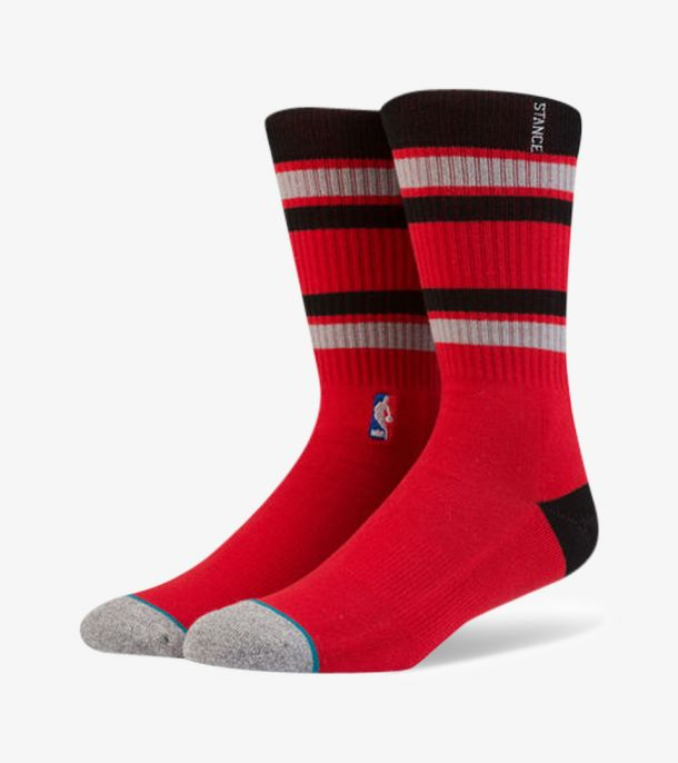 RAPTORS ARENA CORE SOCKS
