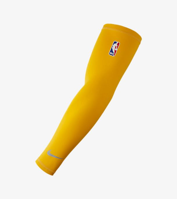 NBA SHOOTER SLEEVES YELLOW