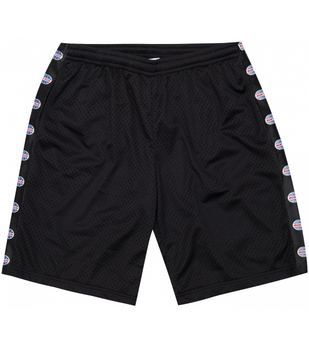 RUN N GUN PERFORATED SHORT BLACK