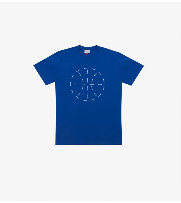 RUN&GUN BALL TEE ROYAL