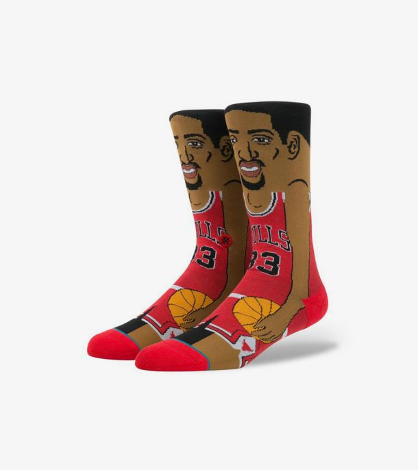PIPPEN LEGENDS SOCKS