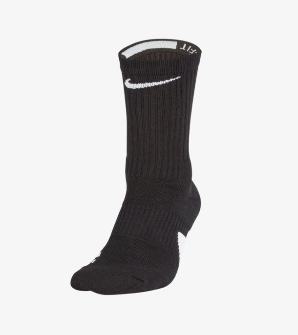 NIKE ELITE SOCKS BLACK