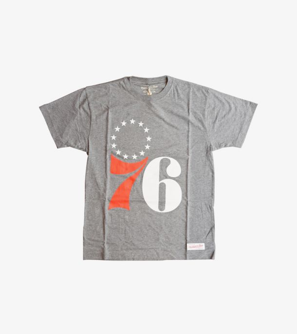 TAILORED TEE 76ERS