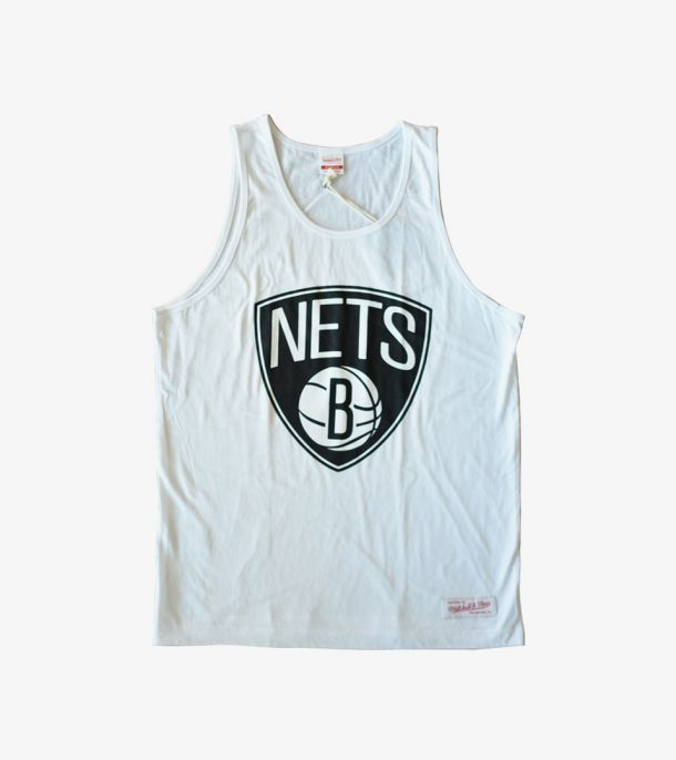 TEAM LOGO TANK NETS