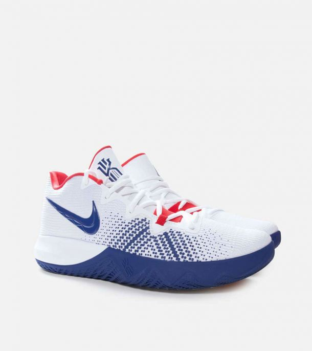KYRIE FLYTRAP WHITE DEEP ROYAL