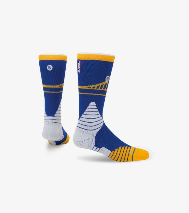 WARRIORS CORE CREW SOCKS