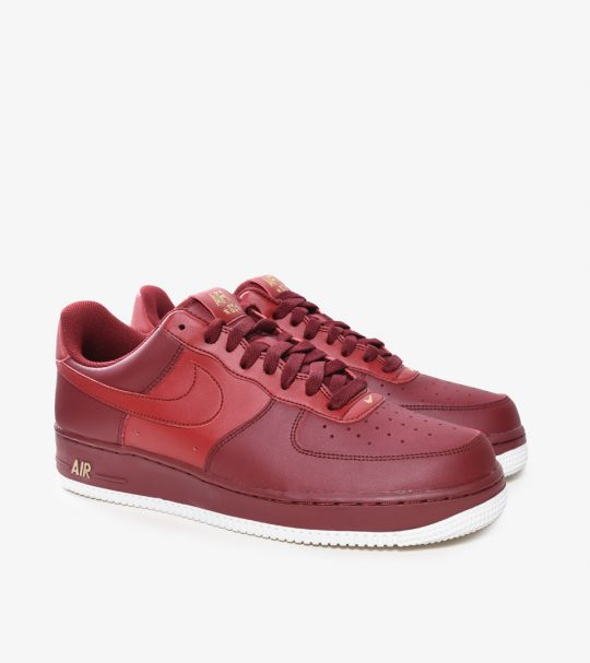 AIR FORCE 1 LOW 07 TEAM RED