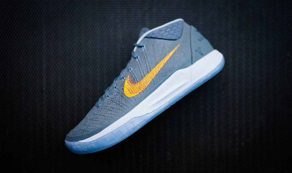 Let's talk. about it. AD 1. The Kobe A.D. ...