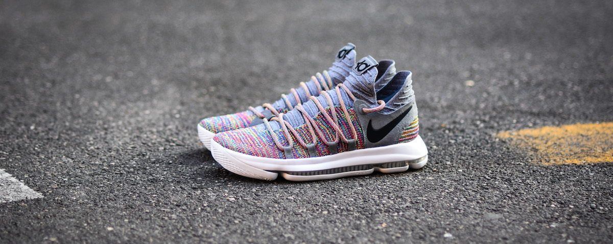 official photos 70d53 97c5b KD X MULTICOLOR   Nike   897815-900   Double Clutch