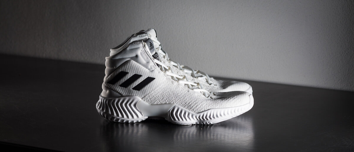 PRO BOUNCE 2018 WHITE | Adidas | AC7429