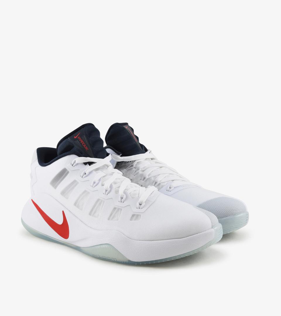uk availability 14932 6520a HYPERDUNK 2016 LOW USA   Nike   844363-146   Double Clutch